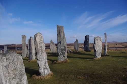 Callanish Standing Stones, Isle of Lewis, Outer Hebrides