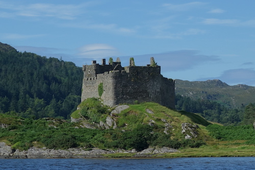 Castle Tioram, Scottish Highlands