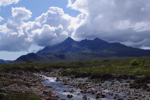 The Black Cuillin, Isle of Skye