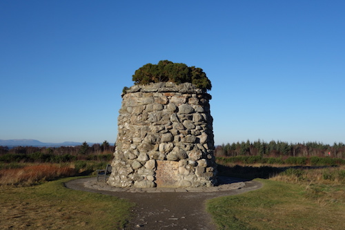 Culloden Battlefield, Scottish Highlands