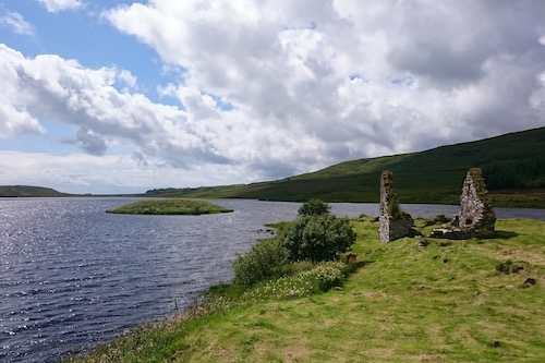 Finlaggan, Isle of Islay