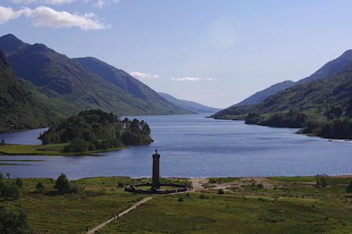 Glenfinnan Jacobite Monument